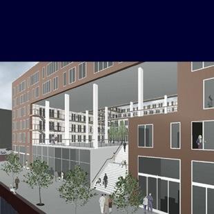 Amsterdam ijburg 13a solid van der waals zeinstra architekten - Buro 13 architekten ...